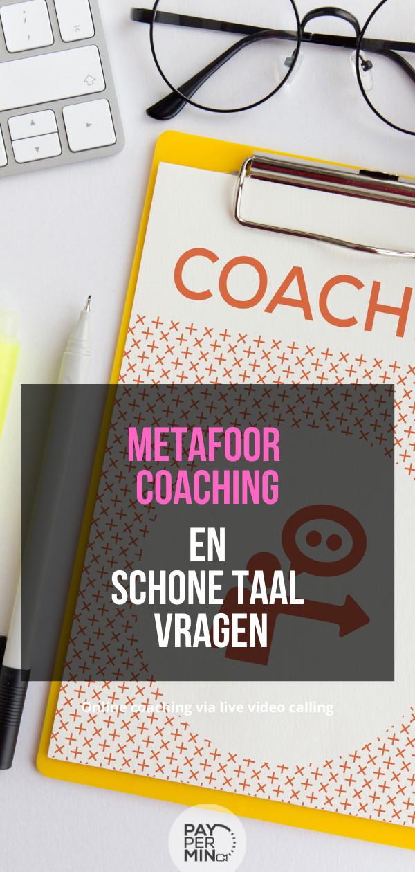 Hoe werkt metafoor coaching?