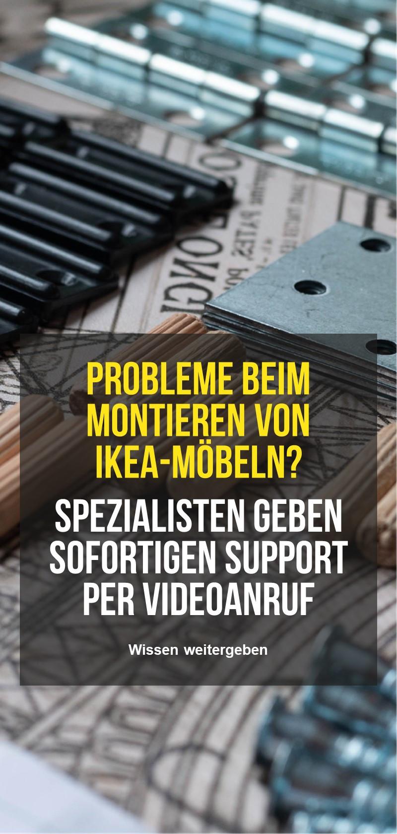 IKEA Möbel-Spezialisten