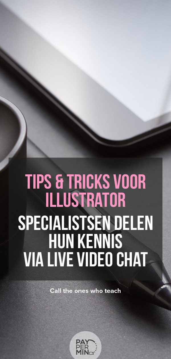 Illustrator tips en lessen