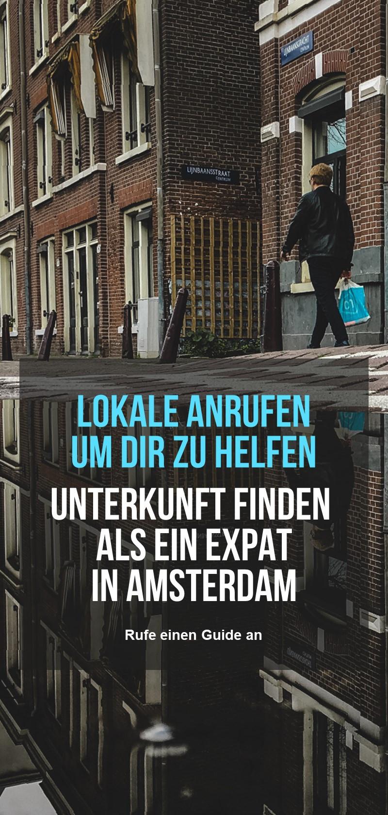 In Amsterdam ein Haus als Expat finden