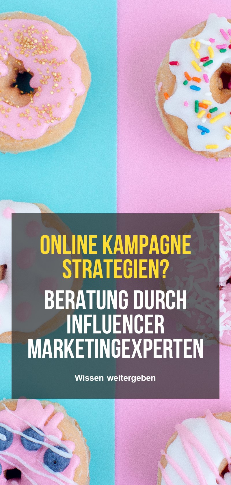 Influencer Marketing Beratung