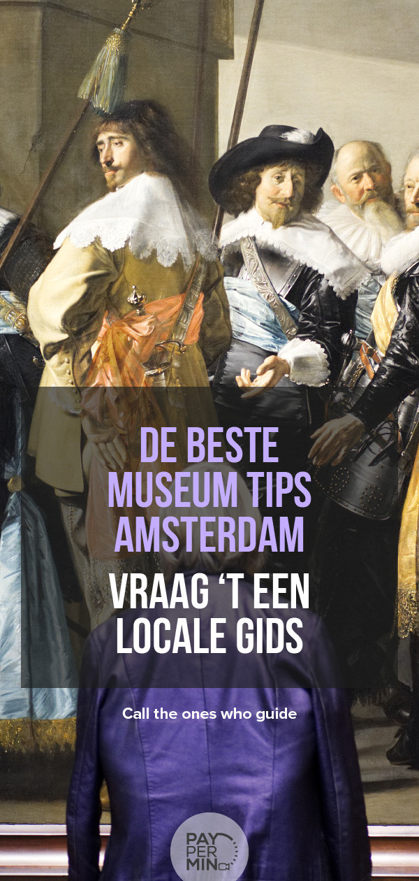 Informatie Over Musea In Amsterdam