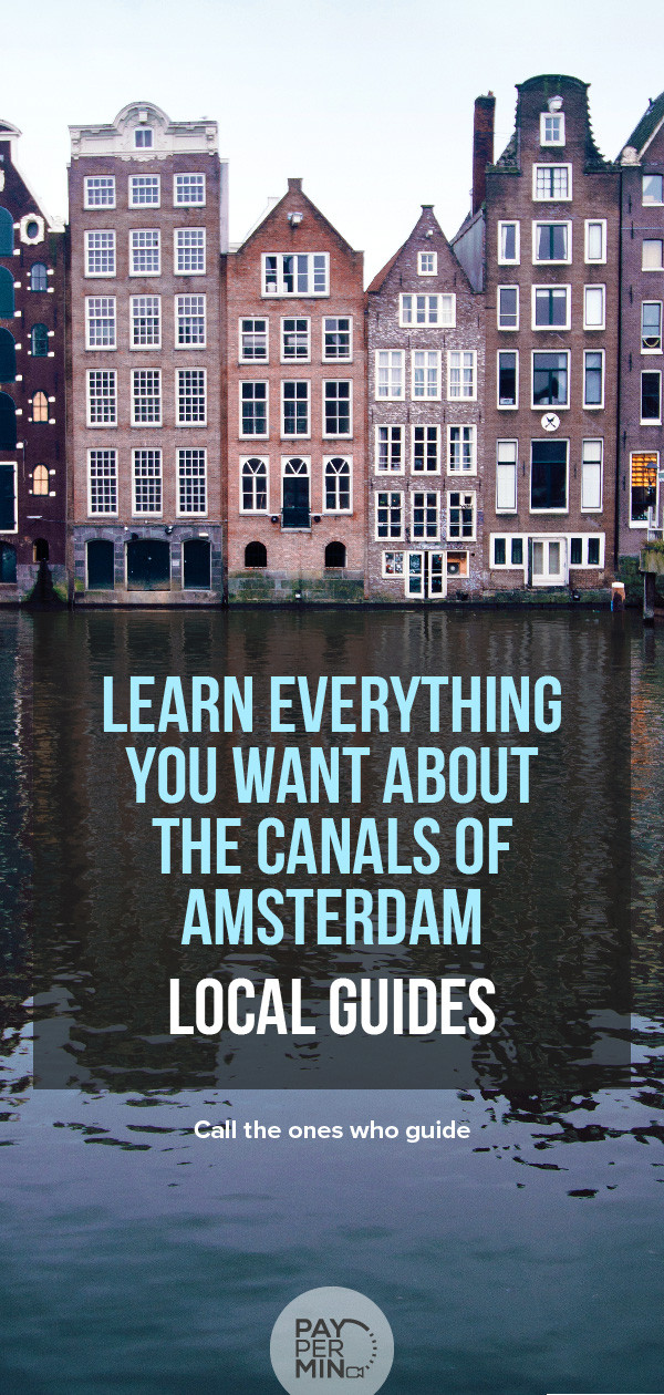 Information About The Canals Of Amsterdam