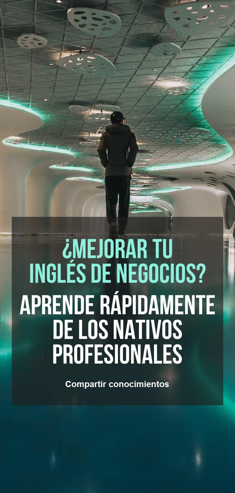 Inglés de negocios online