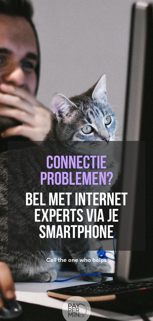 Internet experts die jou op afstand helpen