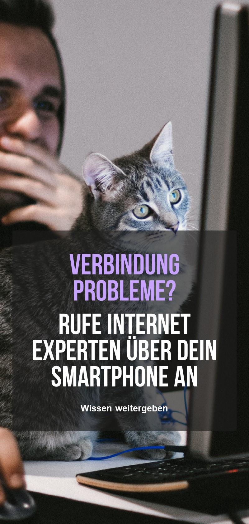 Internet Experten, die dir helfen