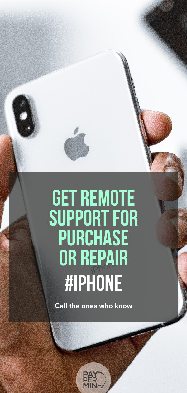 Online iPhone repair experts
