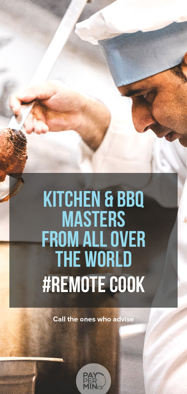 Kitchen & BBQ masters