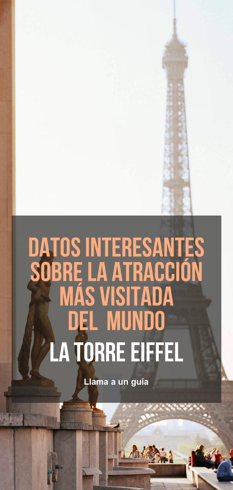 La Torre Eiffel en París