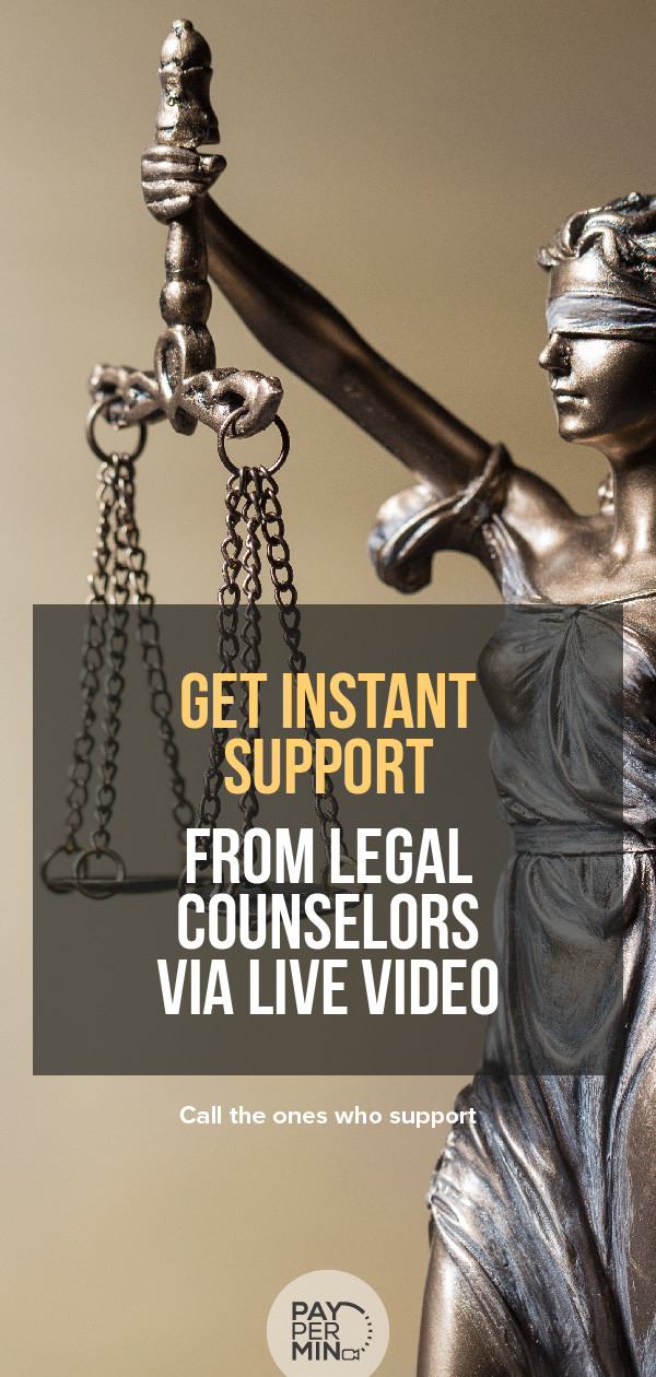 Online legal counsel advice