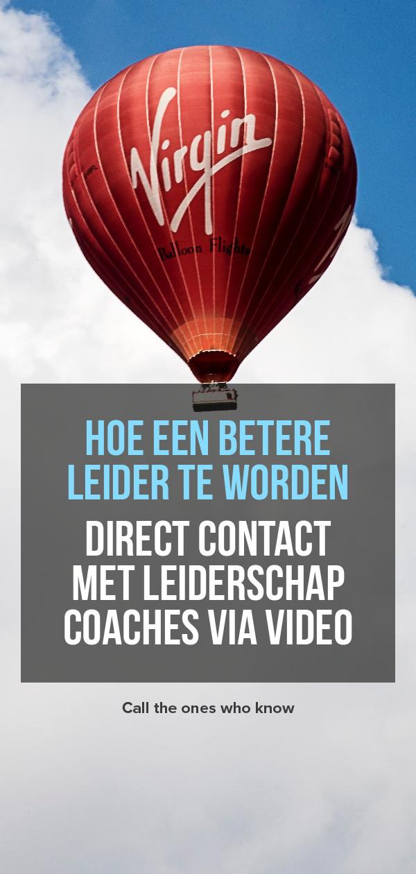 Online leiderschapstraining & -coaching