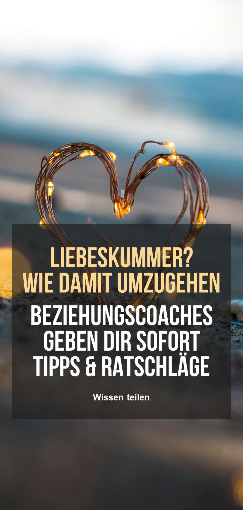 Liebeskummer Coaches