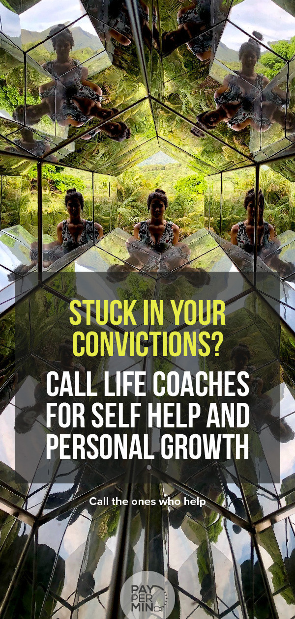 Life coaches for personal growth