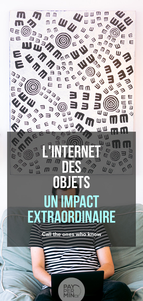 L'internet des objets (IdO)
