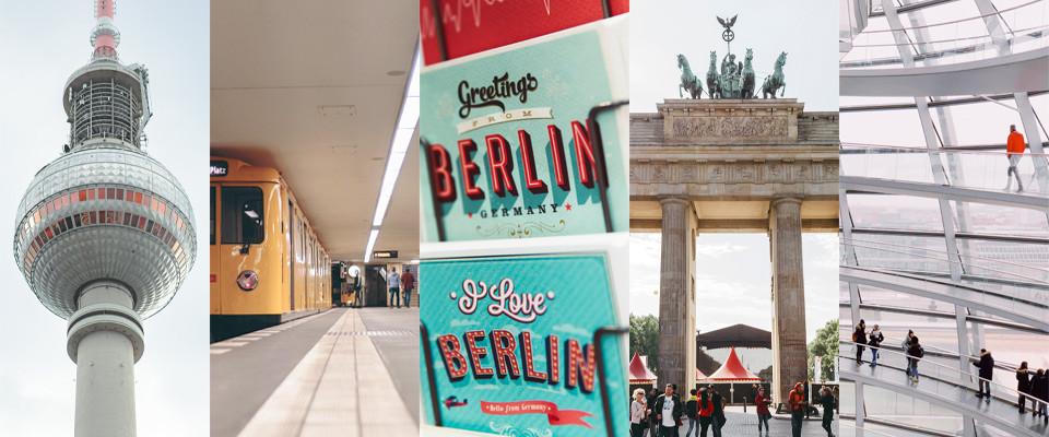 découvrir berlin
