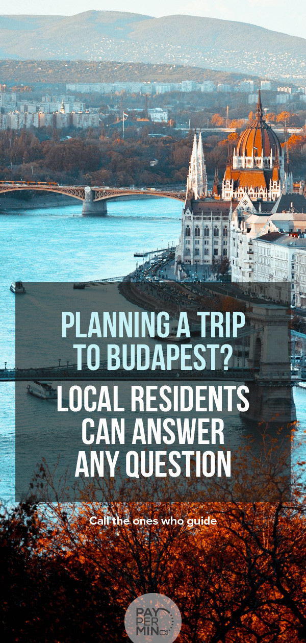 Local Guides in Budapest