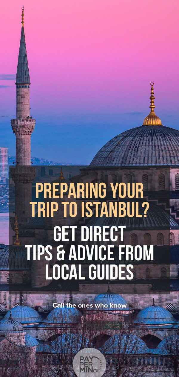 Local Guides in Istanbul