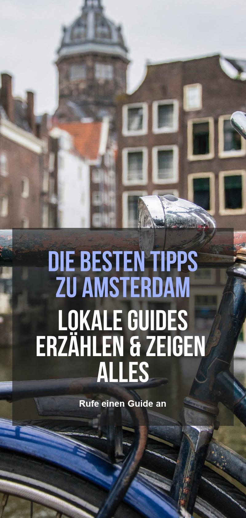 Lokale Reiseleiter Amsterdam