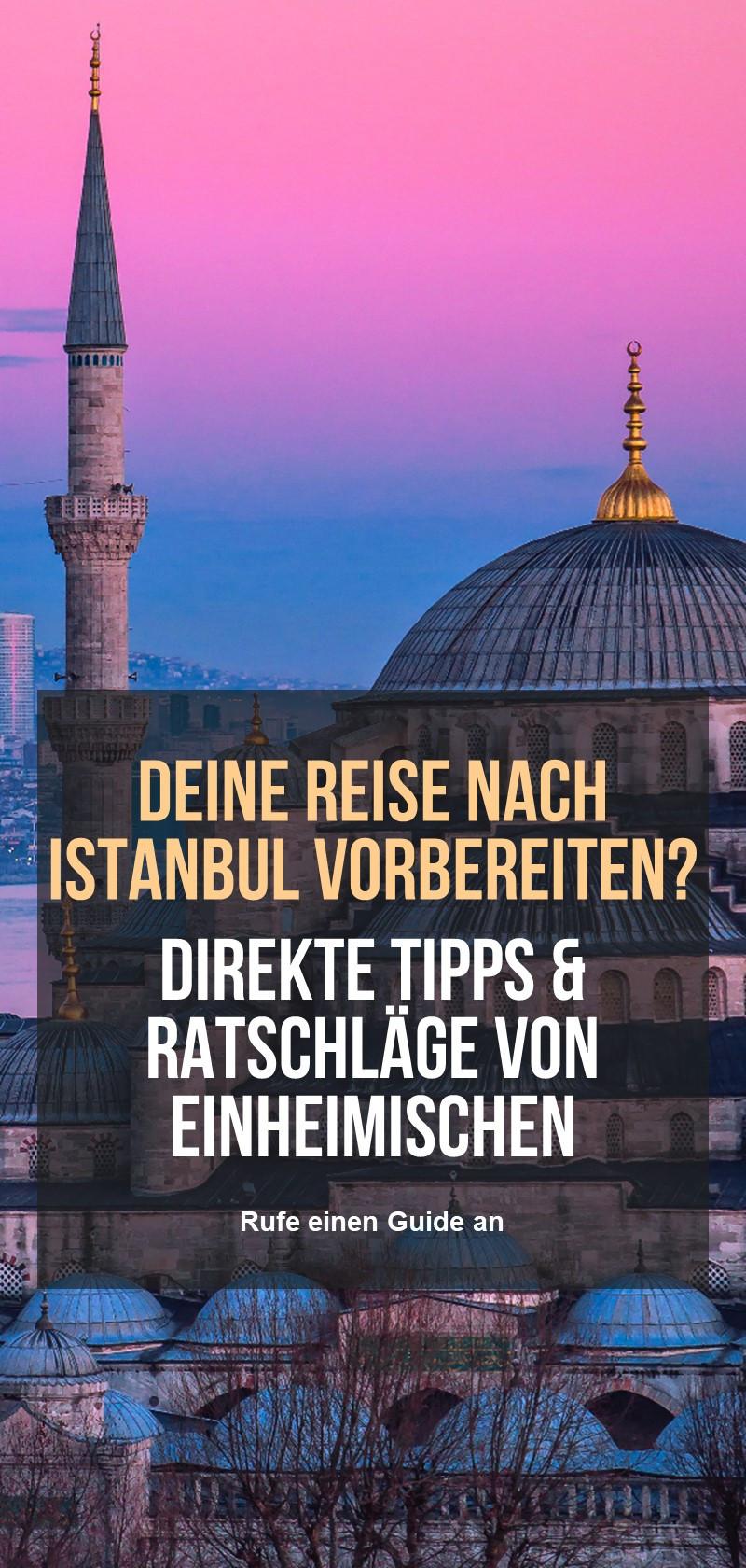 Lokale Reiseleiter in Istanbul
