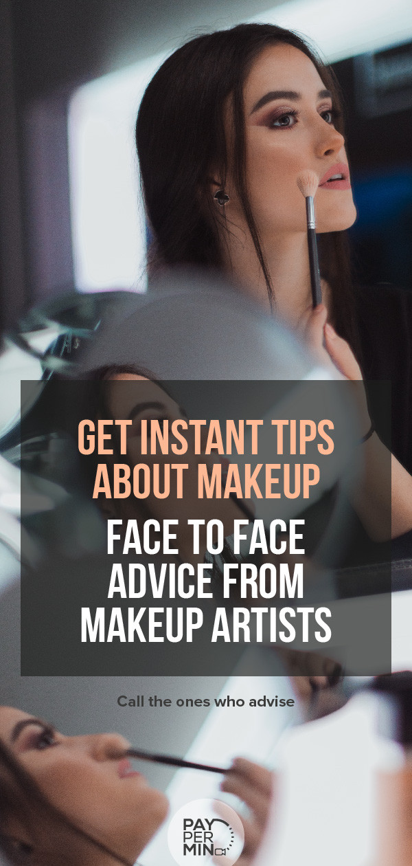 Makeup techniques & tips from professionals