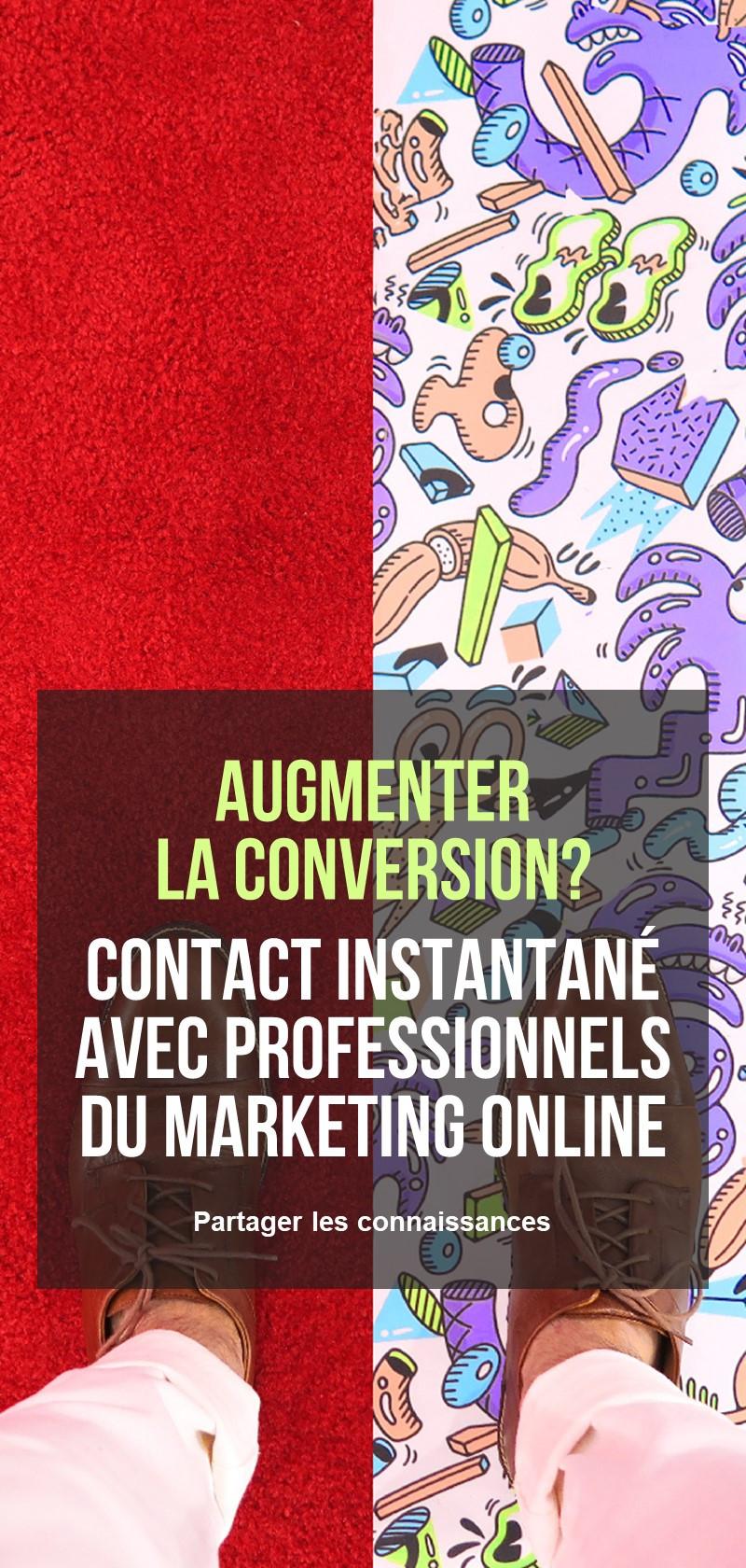 Stratégie et conseils en marketing en ligne