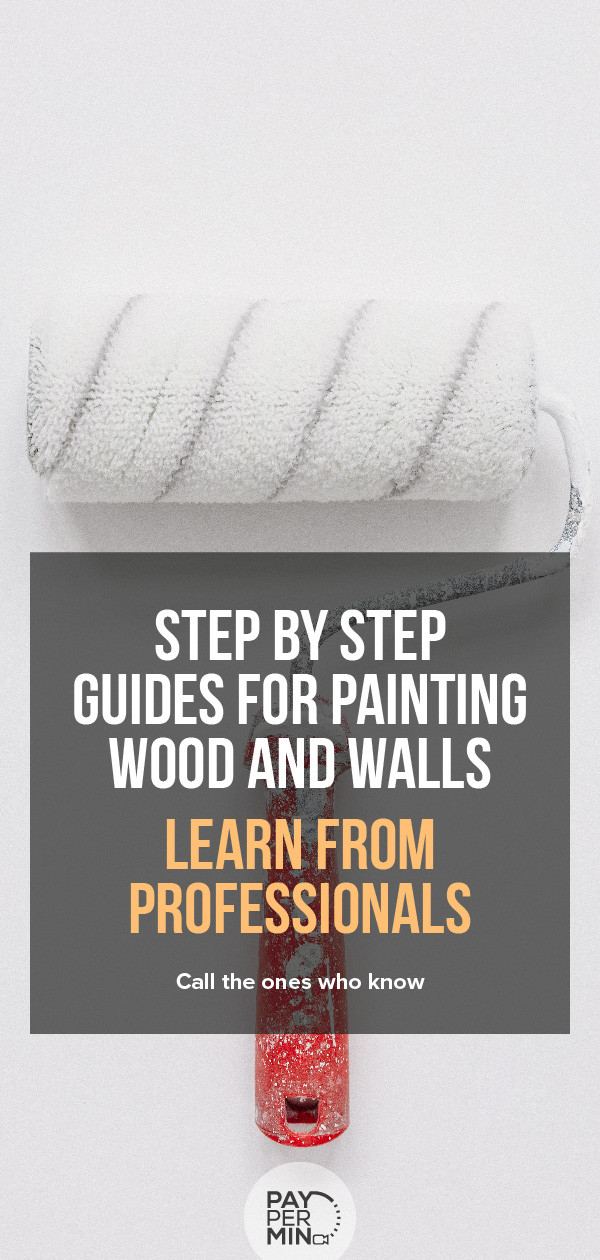 House painting tips and lessons