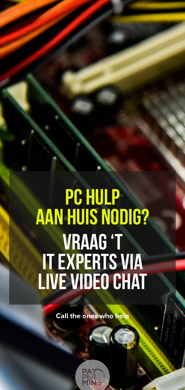 PC Hulp aan Huis door IT Experts