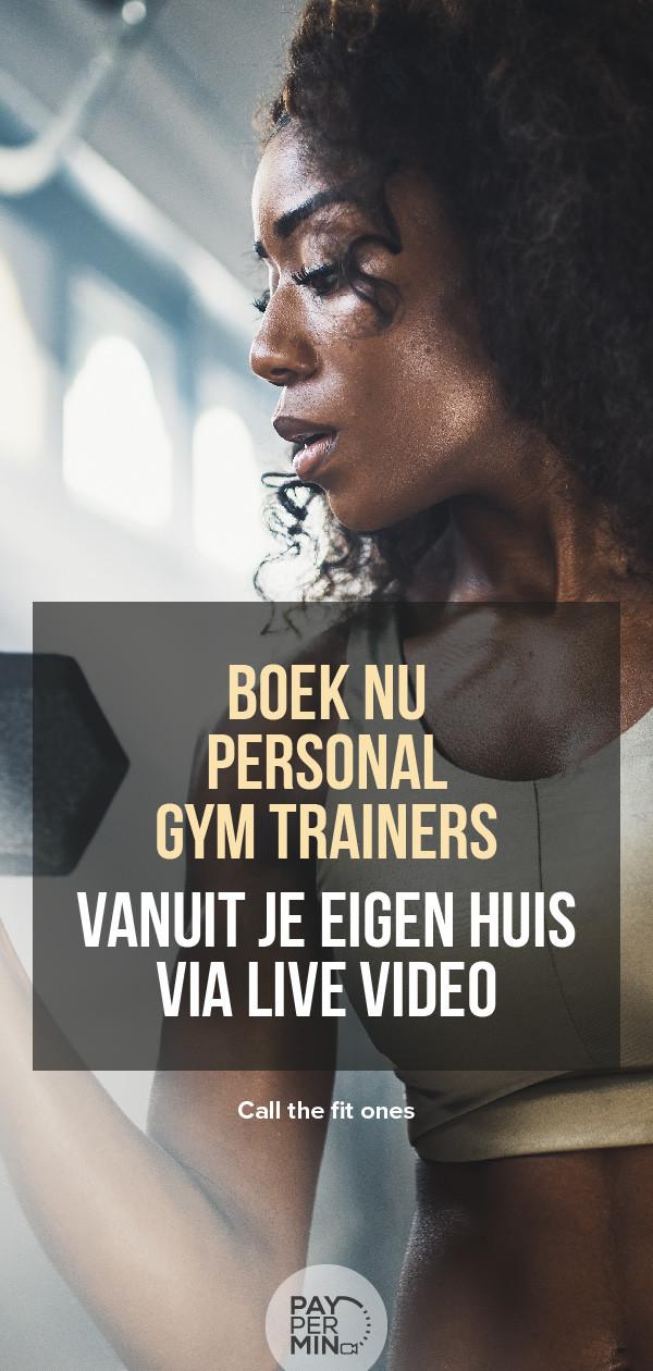 Persoonlijke Gym Trainers