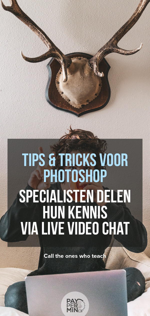 Fotoshop tips en trainingen