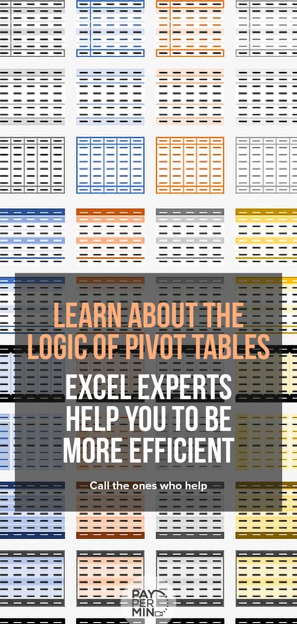 Pivot table help