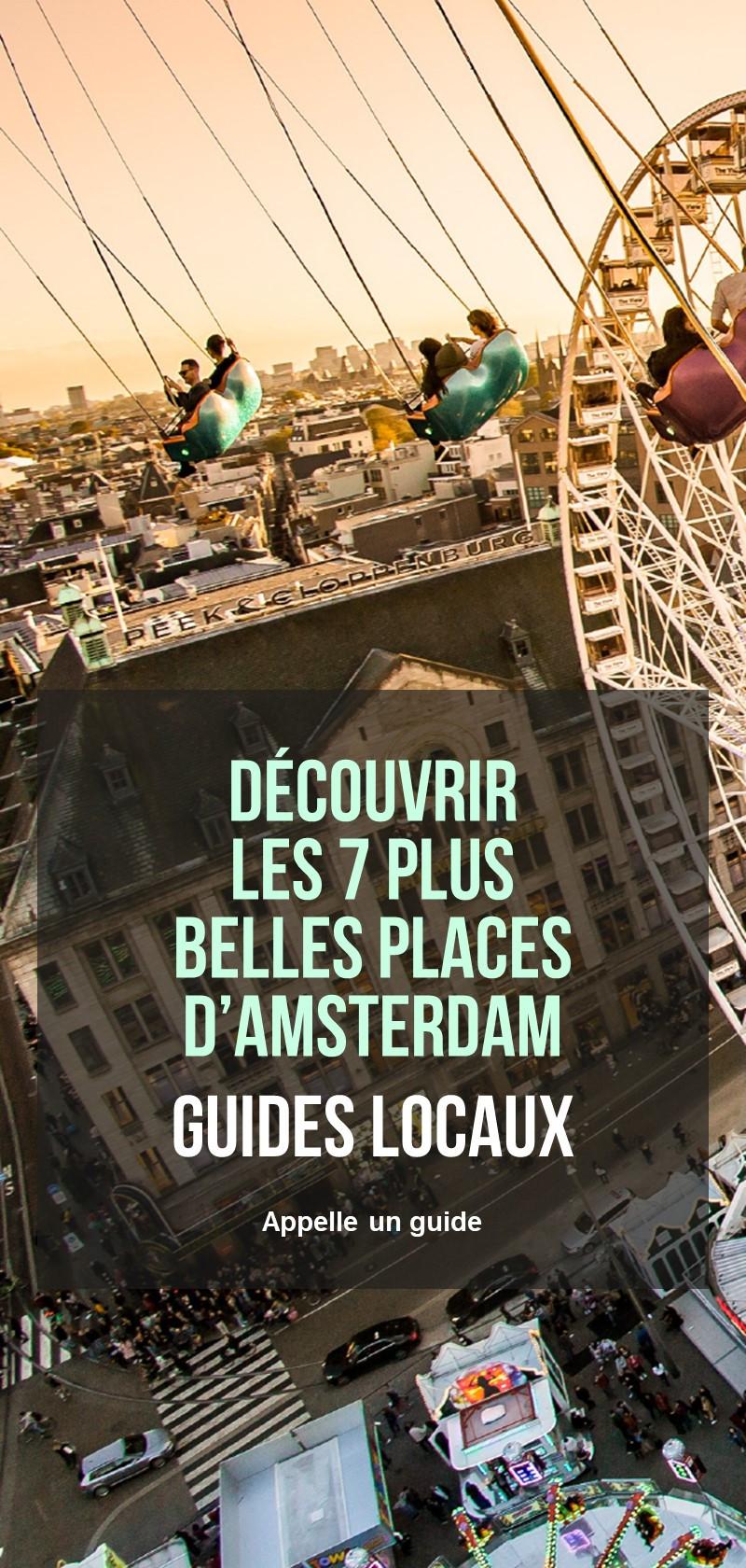 Places à Amsterdam