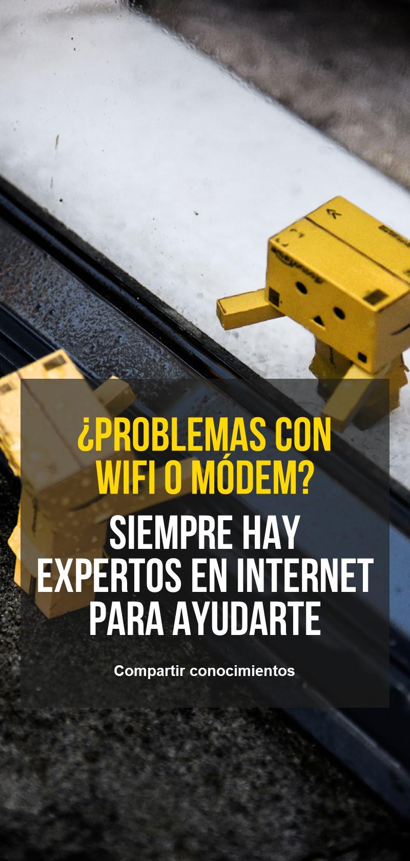 Problemas y soluciones WiFi