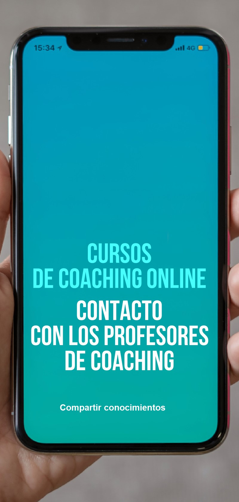 Profesores de coaching