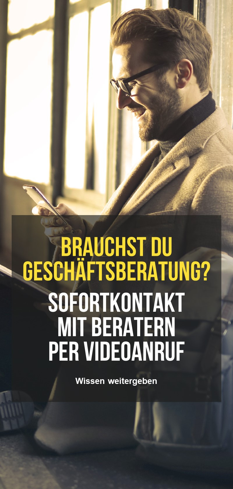 Marketing-, Social Media- und Unternehmensberater