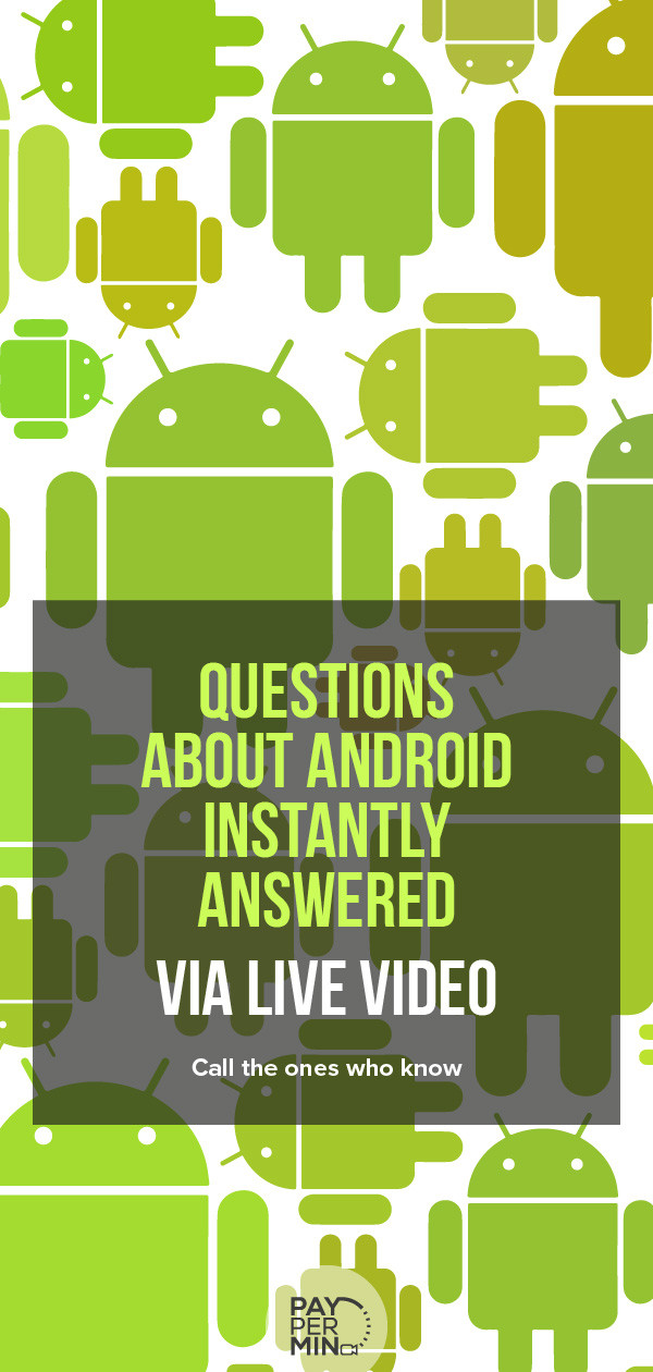 Questions about Android