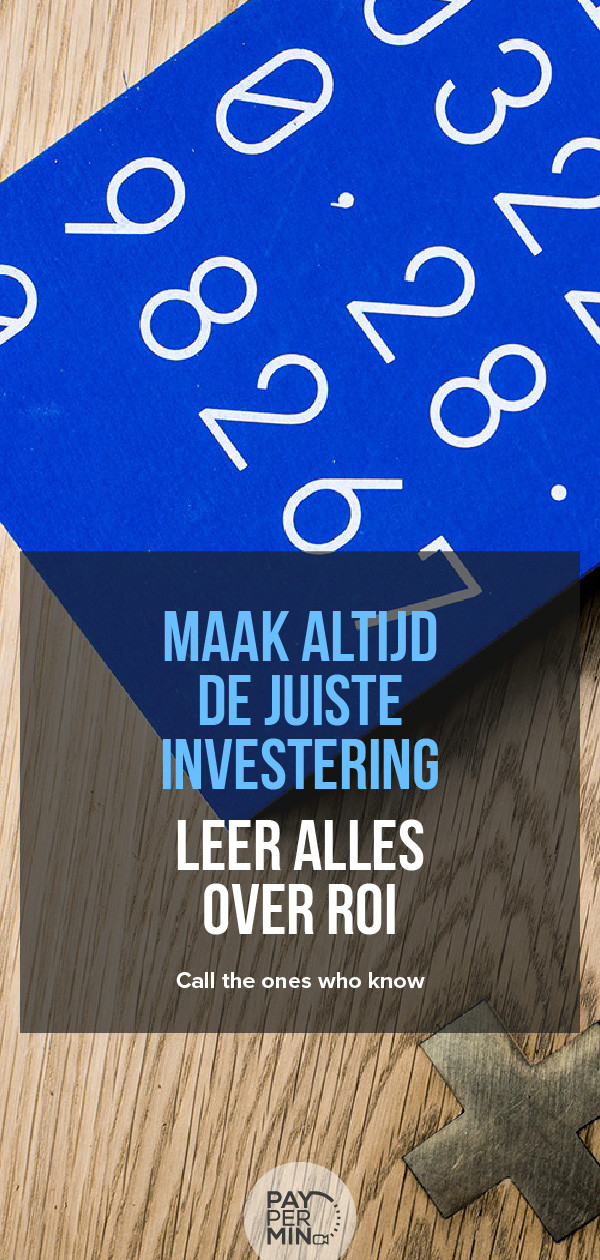 ROI Calculatie-specialisten