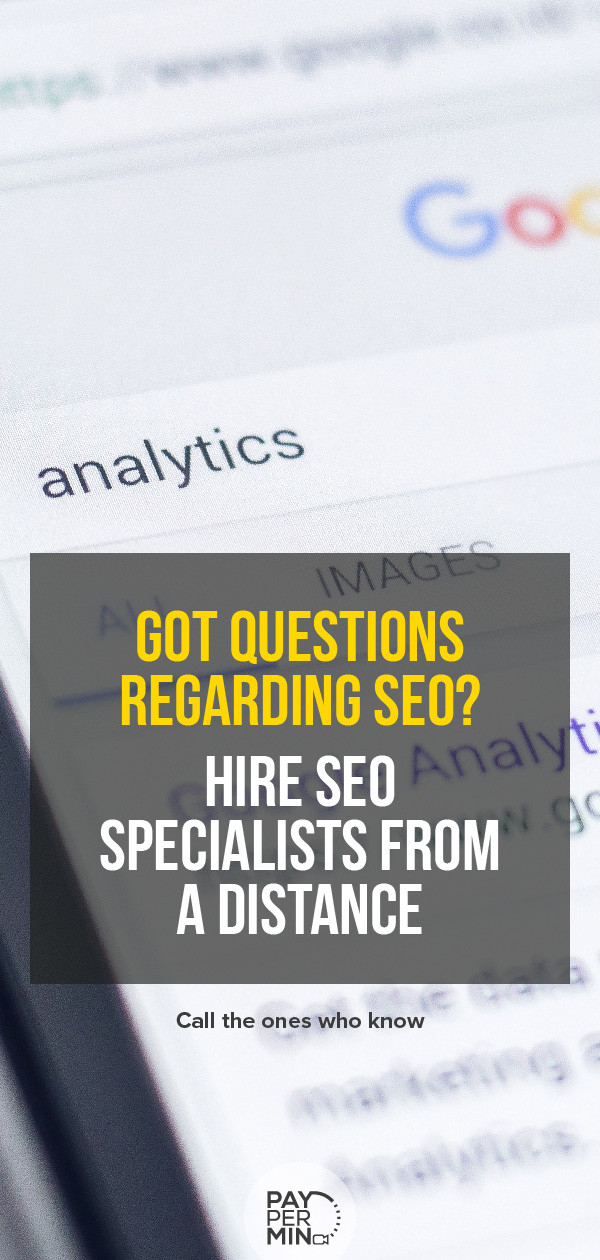 Learn SEO and get tips from an SEO specialist