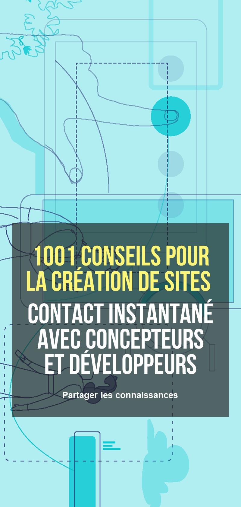Concepteurs et développeurs de sites Web