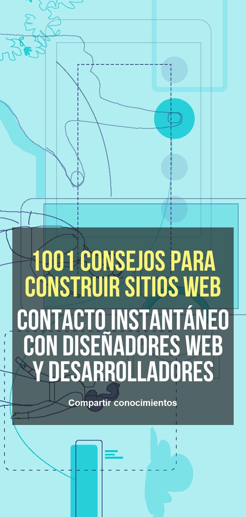 Diseñadores y desarrolladores de sitios web