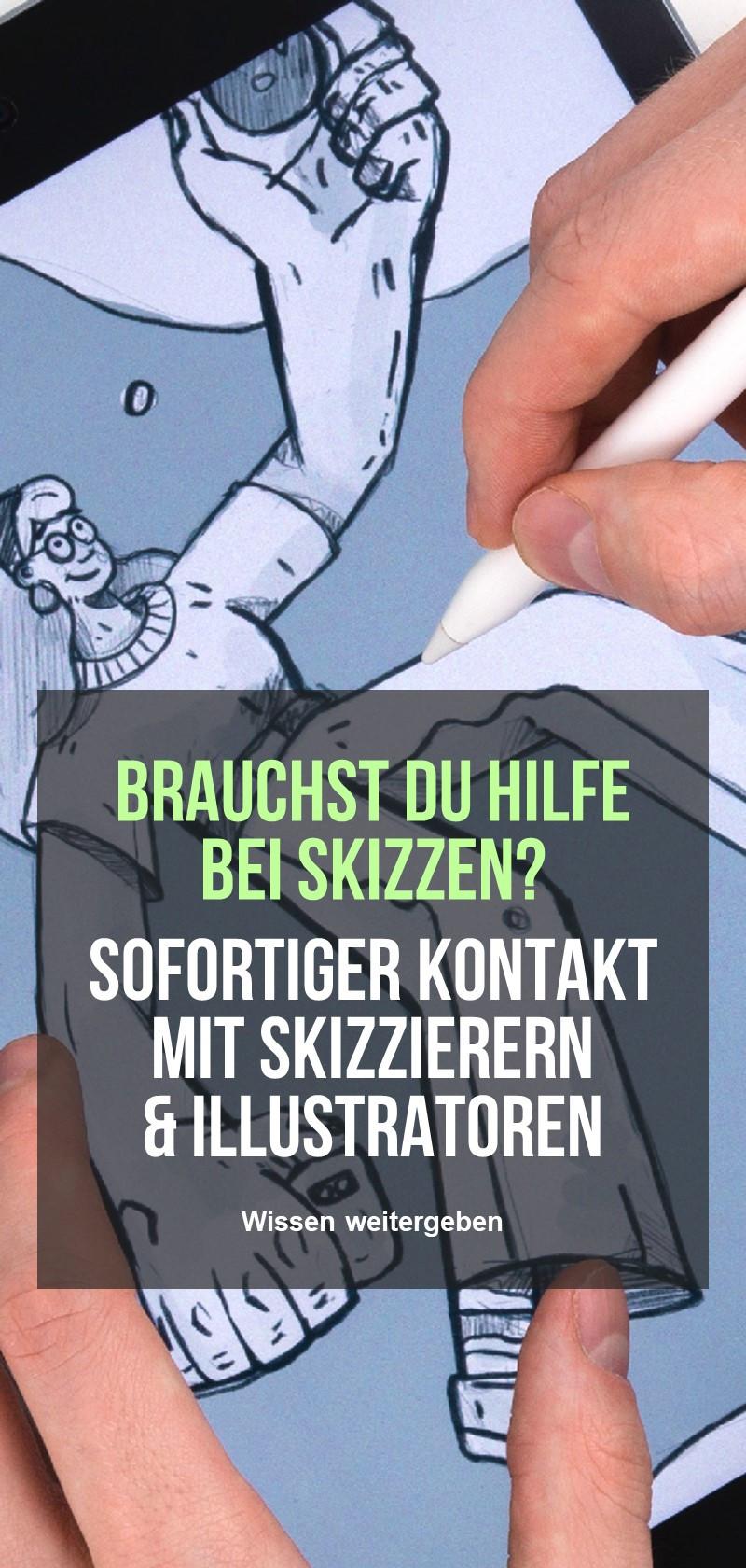 Skizzierer und Zeichner