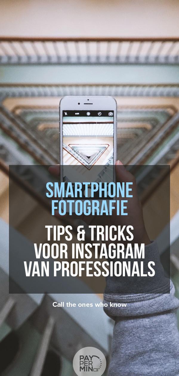 Smartphone fotografie tips