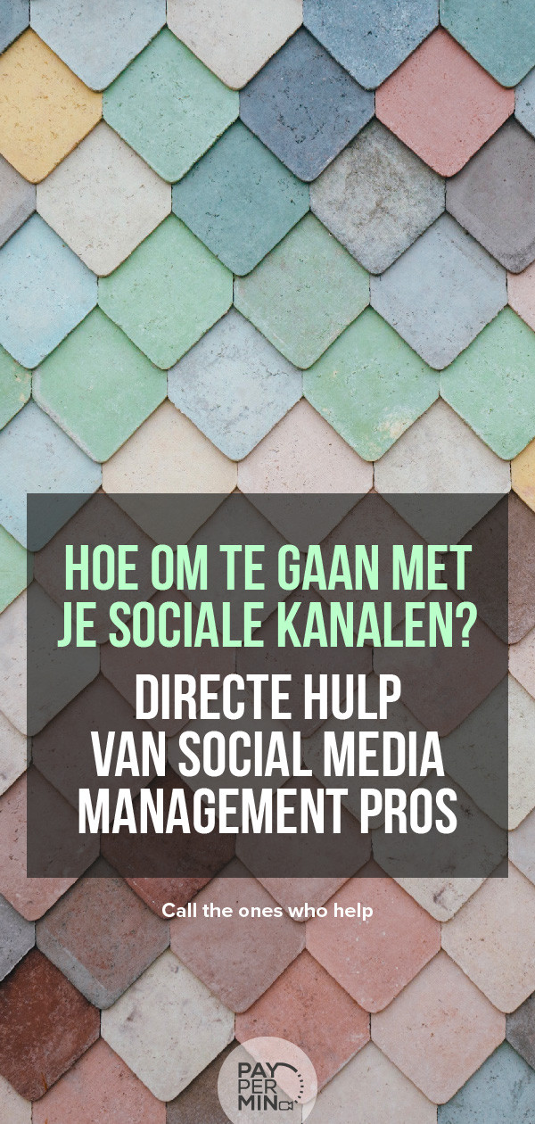 Social Media Management Advies