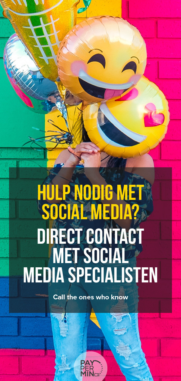Tips van een Social Media Specialist