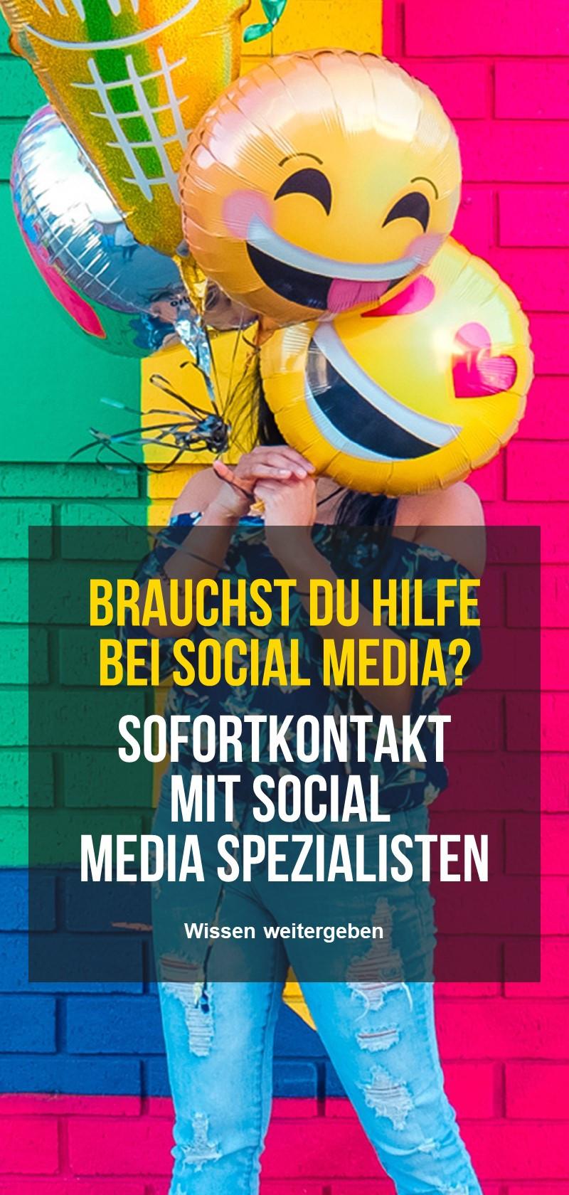 Social Media Spezialisten