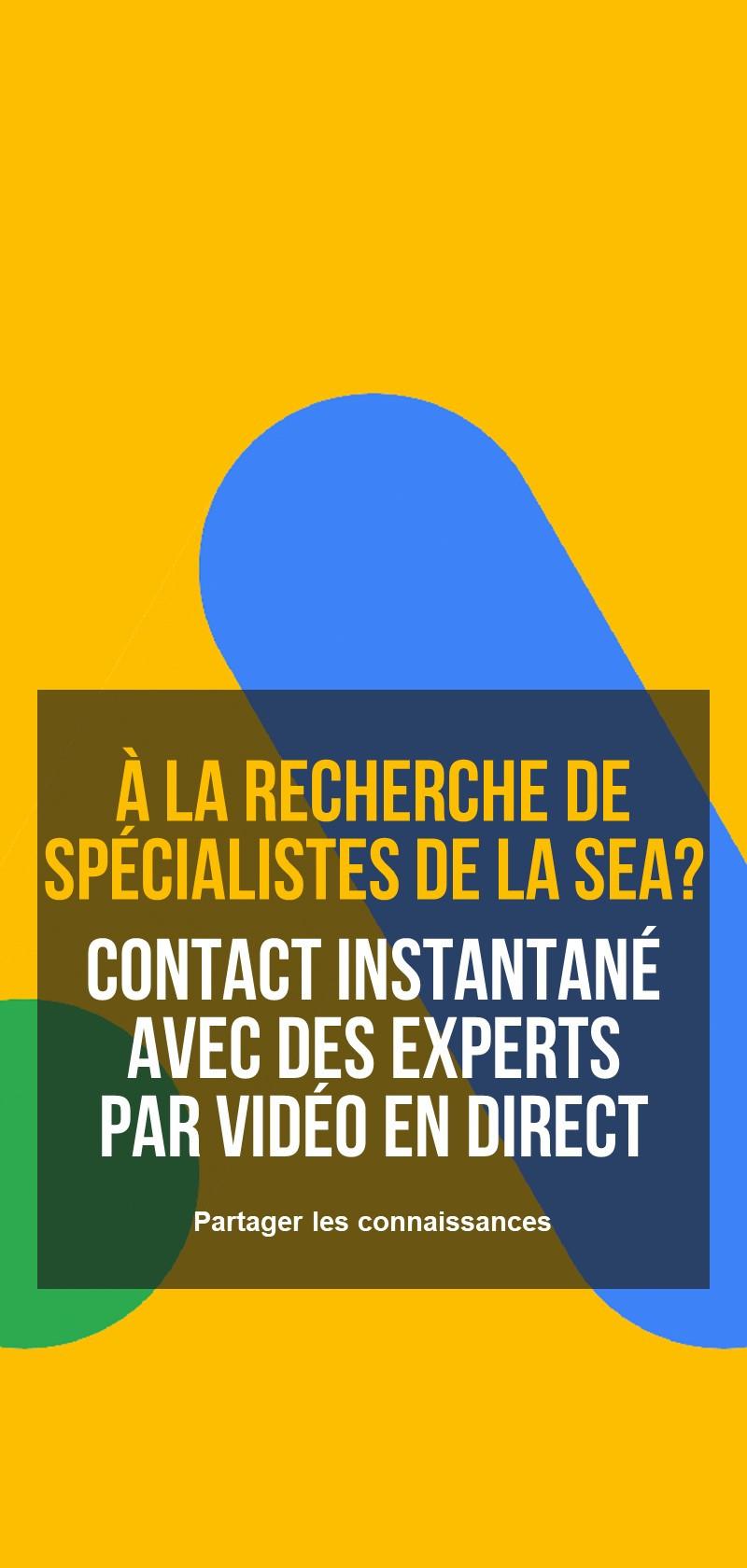 Spécialistes SEA