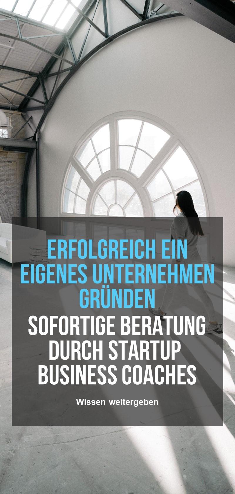 Startup starten