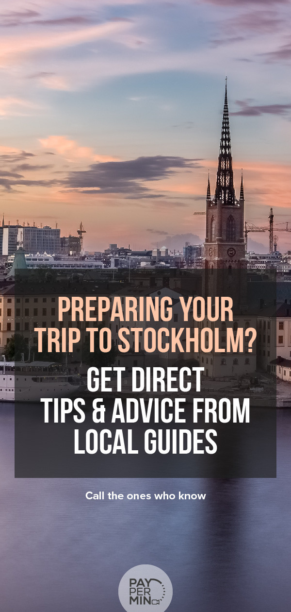 Local Guides in Stockholm