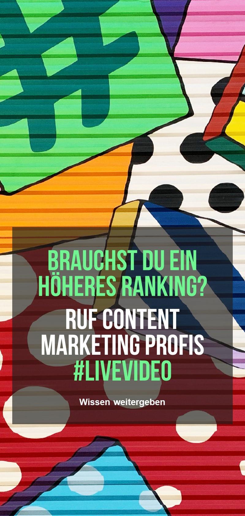Content-Marketing-Experten