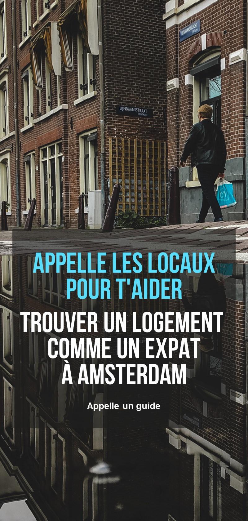 Trouver une maison en tant que expatrié à Amsterdam