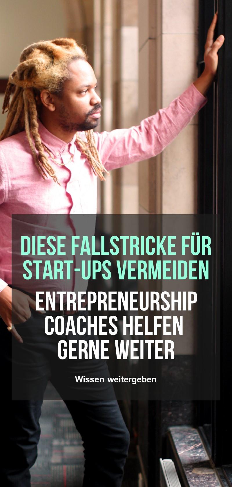 Unternehmertum Bildung & Fragen
